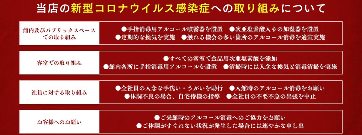 【千葉風俗】栄町ソープランド アラカルト【-A La Carte-】コロナ対策への取り組み