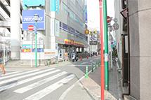 【千葉風俗】栄町ソープランド アラカルト【-A La Carte-】当店への道順写真2